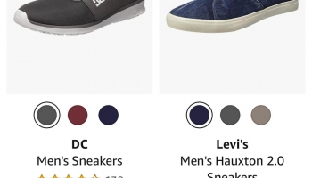 Loot- Branded Shoes at flat 80% off