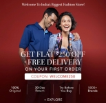 Buy 1 Get 1 Free On Myntra