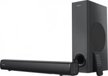 CREATIVE Stage 160 W Bluetooth Soundbar(Black, 2.1 Channel)
