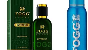 Fogg Scent Intensio For Men, 100ml And Fogg Sprays Fragrance Body Spray For Men Imperial, 150ml