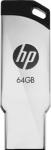 HP V236w 64 GB Pen Drive(Silver)