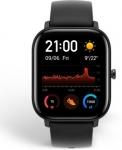 huami Amazfit GTS Smartwatch(Black Strap, Regular)