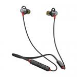 Infinity (JBL) Glide 120, in Ear Wireless Earphones with Mic, Deep Bass, Dual Equalizer, 12mm Drivers, Premium Metal Earbuds, Comfortable Flex Neckband, Bluetooth 5.0, IPX5 Sweatproof