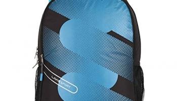 Lavie Sport 34 Ltrs Black School Backpack (BDEI212019N4)