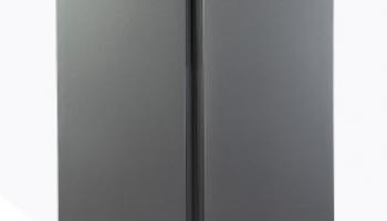 Lifelong 505 L Frost Free Side by Side Refrigerator(Silver, LLSBSR505)