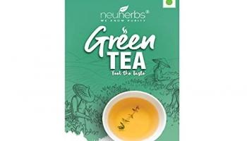 Neuherbs Green Tea Mint Flavor for Weight Loss Management, Body Detox & Immunity booster-25 Tea Bags