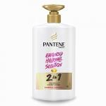Pantene 2 in 1 Anti Hair Fall Shampoo + Conditioner, 1 L