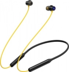 realme Buds Wireless 2 with Dart Charge and Active Noise Cancellation (ANC) Bluetooth Headset(Yellow, Black, In the Ear)