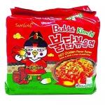 Samyang Hot Chicken Ramen Buldak Kimchi Noodles,135g