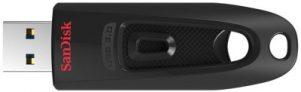 SanDisk SDCZ48-128G-I35 128 Pen Drive(Black)