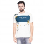 STOP by Shoppers Mens Round Neck Printed T-Shirt